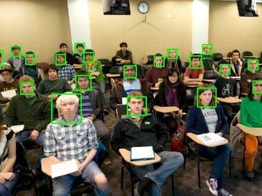 Face detection and recognition based on deep learning algorithms