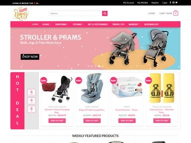 it's baby products website based in United Arab Emirates website link : https://princessneeds.com/princessneeds/