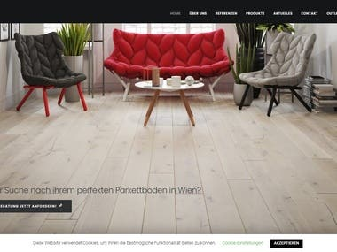 """it's Luxury wood works online store developed in Wordpress  Website link :- https://holzrepublic.com/  What exactly is Holz Republic?  After decades of work in and for the parquet industry, we have gathered enormous specialist knowledge, which we are now happy to use for you together with our partners to provide you with product and advice on your next project in the field of parquet, laminate, vinyl or terrace stand.  Our slogan """"Unique Wood Experience"""" reflects our philosophy:  • Broad product portfolio: Prefabricated parquet (ship floors & country house planks), solid wood planks, strip parquet , industrial parquet, wood & WPC terrace, vinyl floor & laminate flooring • Classic and French herringbone parquet flooring • A wide variety of wood types: oak, ash, walnut, birch, beech, maple, Acacia, robinia, bamboo and much more • Floor and terrace laying by experienced fitters (also renovation - sanding, sealing and oiling) • Support from planning to completion"""