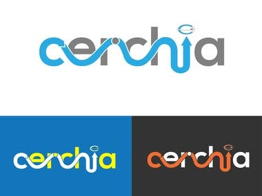 TEXT LOGO design for our cool client in freelancer.com. we are always trying to make a creative logo for our client