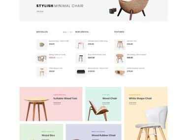 eCommerce Store Design & Development