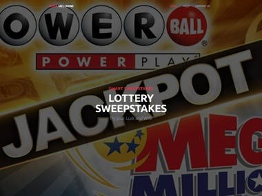 Mega Millions as a Lottery Platform. They will have winners weekly from their Jackpot.