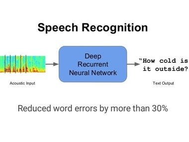 This project is to search the necessary content in the video file and return the timestamp of extracted content using NLP and speech recognition.