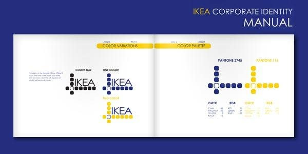 ikea brand guidelines