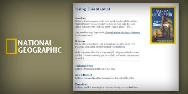 national geographic brand guidelines