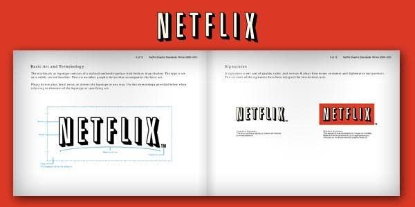 netflix brand guidelines