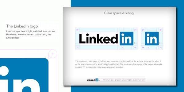 linkedin brand guidelines