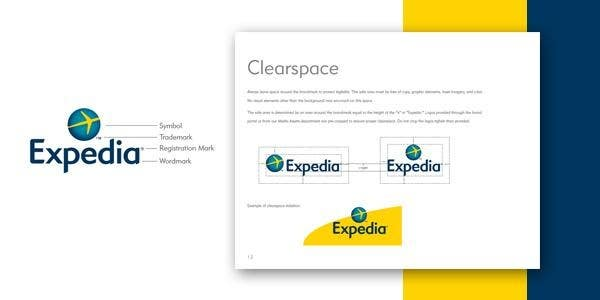 expedia brand guidelines