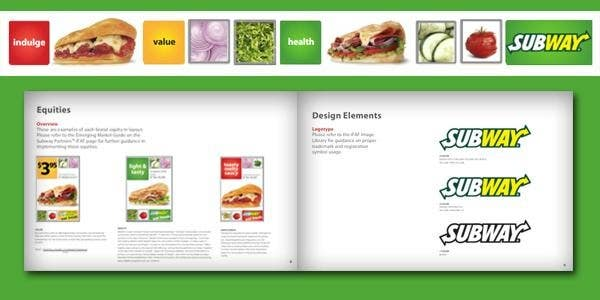 subway brand guidelines