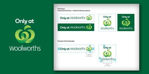 woolworths brand guidelines