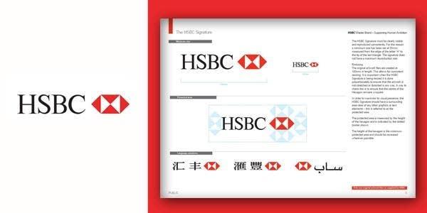 hsbc brand guidelines