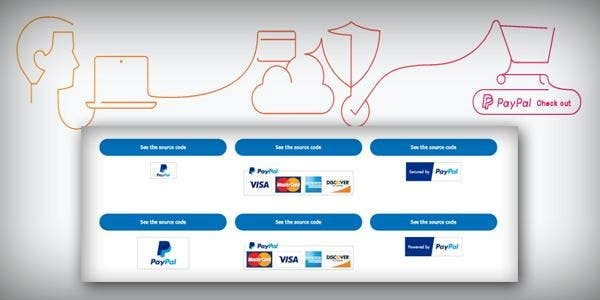 PayPal brand guidelines