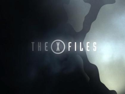 The X-Files logo