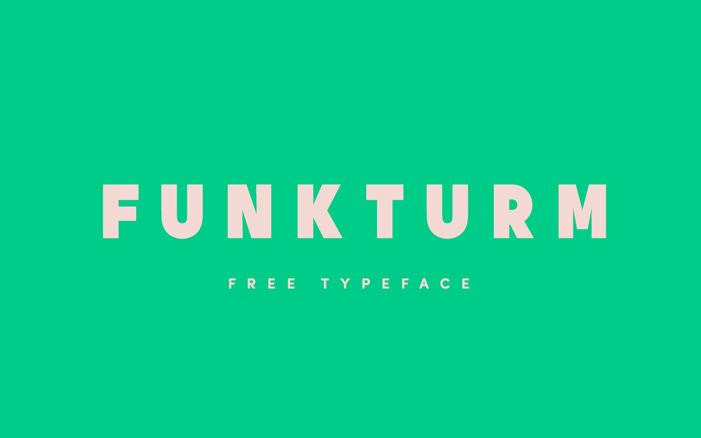 Funktrum font