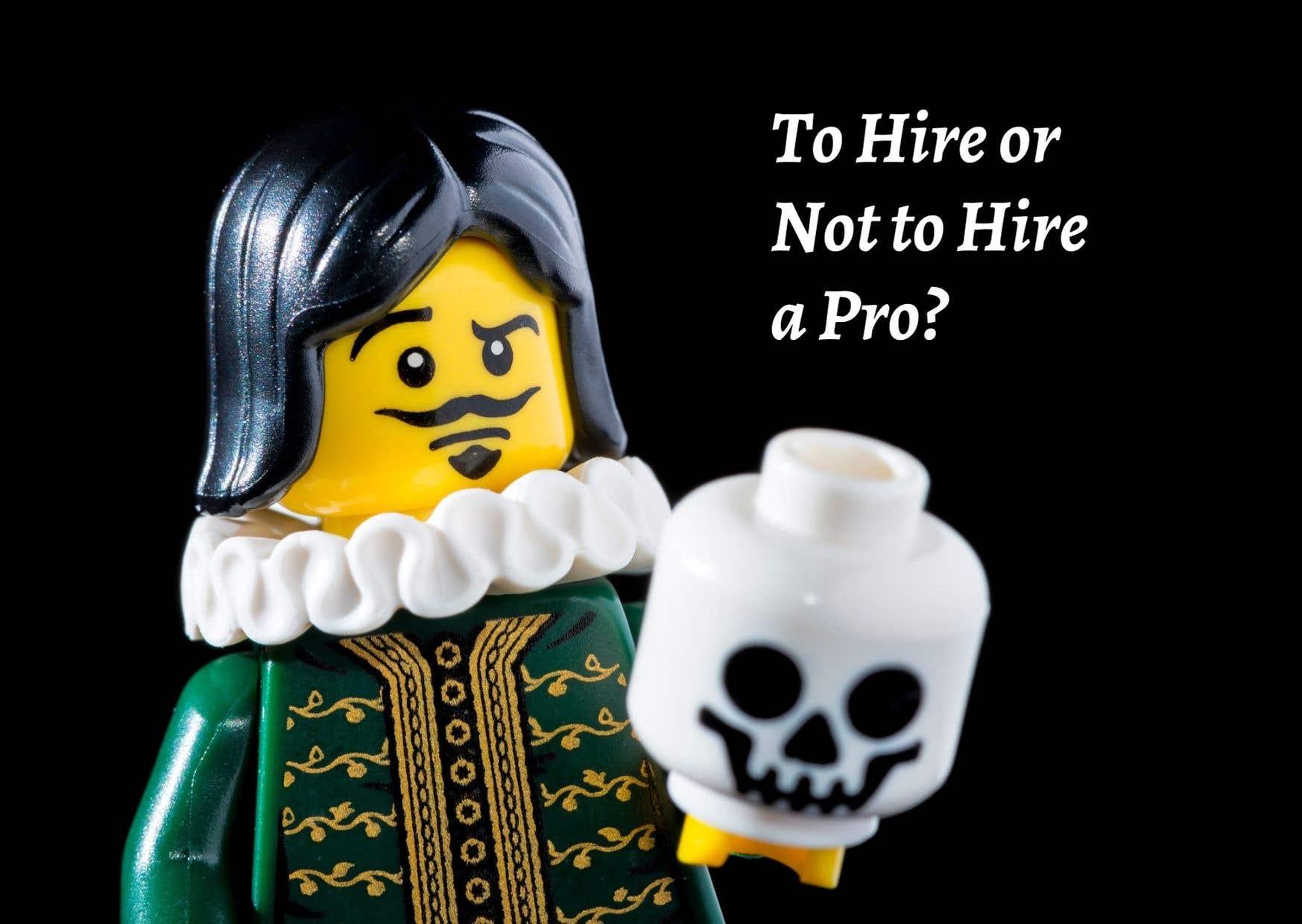 Lego nobleman