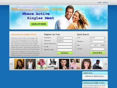 macks inn singles dating site We are a completely free internet dating site, you don't have to pay to view our online contact ads take a look at our online gallery featuring genuine photos and videos of real singles seeking dates.