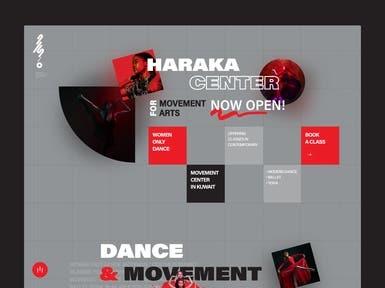 Dance Class Poster Design
