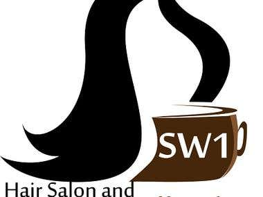 SW1 is a hair salon and Coffee Shop