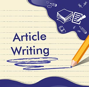online article writing