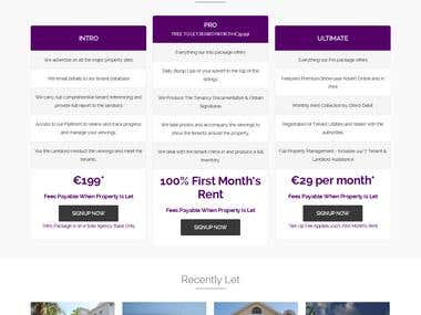 property/home based site