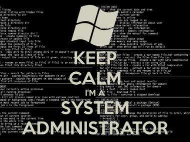 linux system administration wa 1 3654 unix system administrator jobs available on indeedcom  page 1 of  3,654 jobs new  strong linux/unix system administration skills with  understanding of network  multicare health system - 122 reviews - spokane,  wa +1 location.