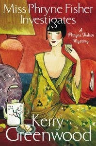 "Cover of ""Miss Phryne Fisher Investigates"""