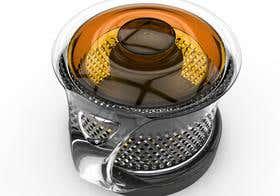 Special purpose cup 3D design
