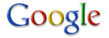 Google's logo in 1999