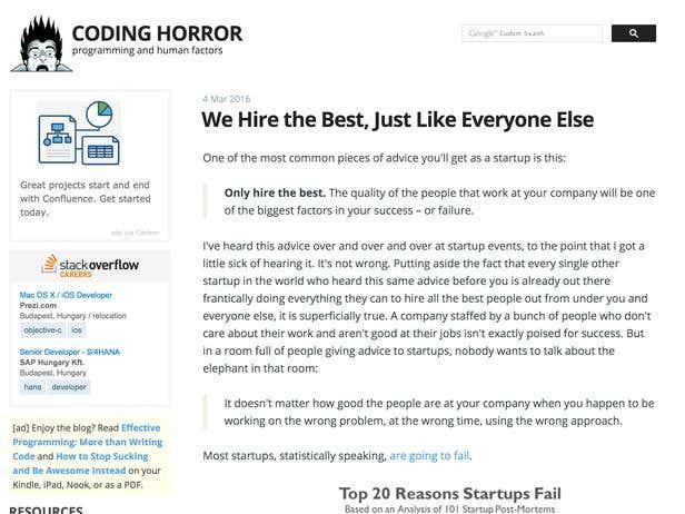 15 Resource Websites Every Web Developer Should Know | Freelancer Blog