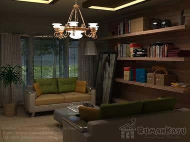 Chonsaga 3d artist indonesia freelancer for Interior design simulator online free