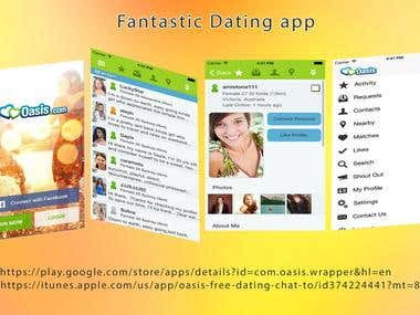 oasis dating app