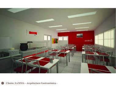 Clarisuffriti artista 3d dise adora de interiores for Disenadora de interiores