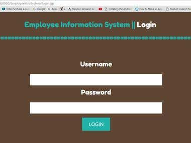 employee information system We would like to show you a description here but the site won't allow us.
