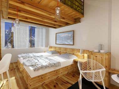 Luzjcarollo design d 39 interni progettazione con revit e for Software free progettazione interni