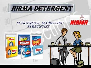 "nirma marketing stratefy Senior executives were dismissive of the new product: ""that is not our market  we need not be concerned"" nirma's marketing strategy at the time was to target ."