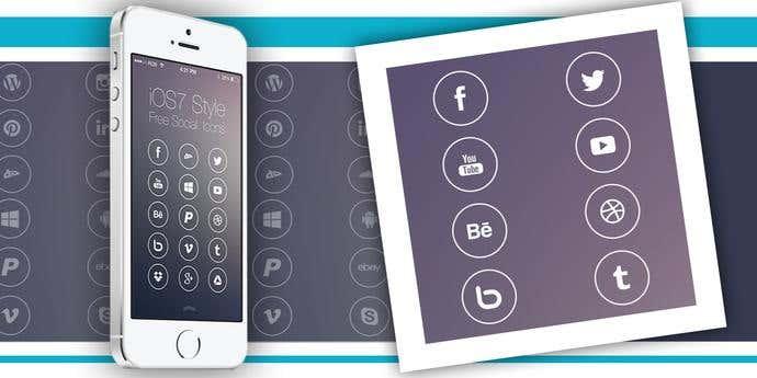 iOS 7 Style