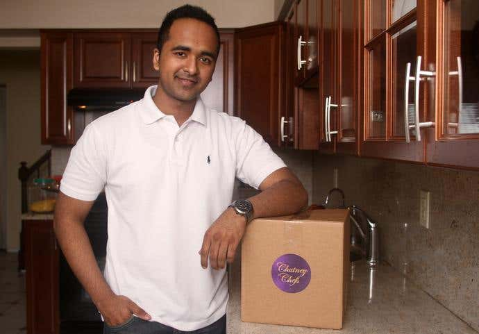 Entrepreneur Brings Indian Food Right to Your Doorstep - Image 2