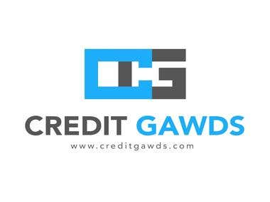 """The client is looking for a logo for his business that he's starting. A logo for credit repair business """"Credit Gawds""""."""