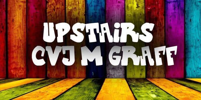 Upstairs CVJ M  Graff