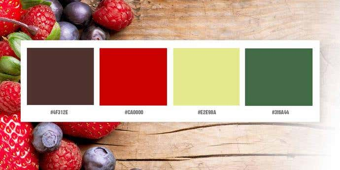 Bold Berries Color Palette