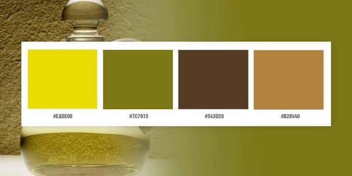 Naturally Elegant Color Palette