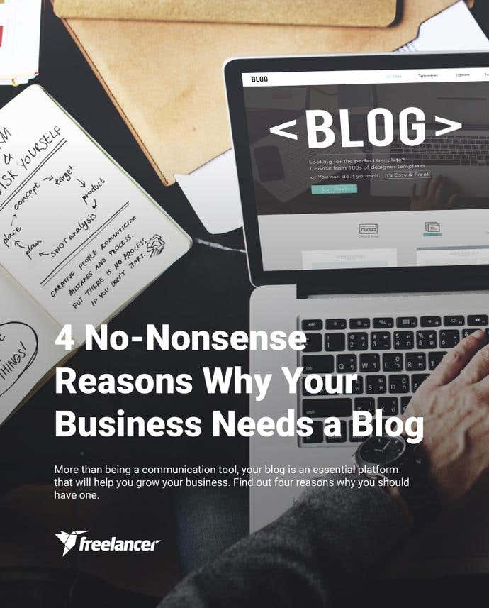 4 No-Nonsense Reasons Why Your Business Needs a Blog - Image 1