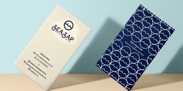 60 Modern Business Cards To Make A Killer First Impression   - Image 1