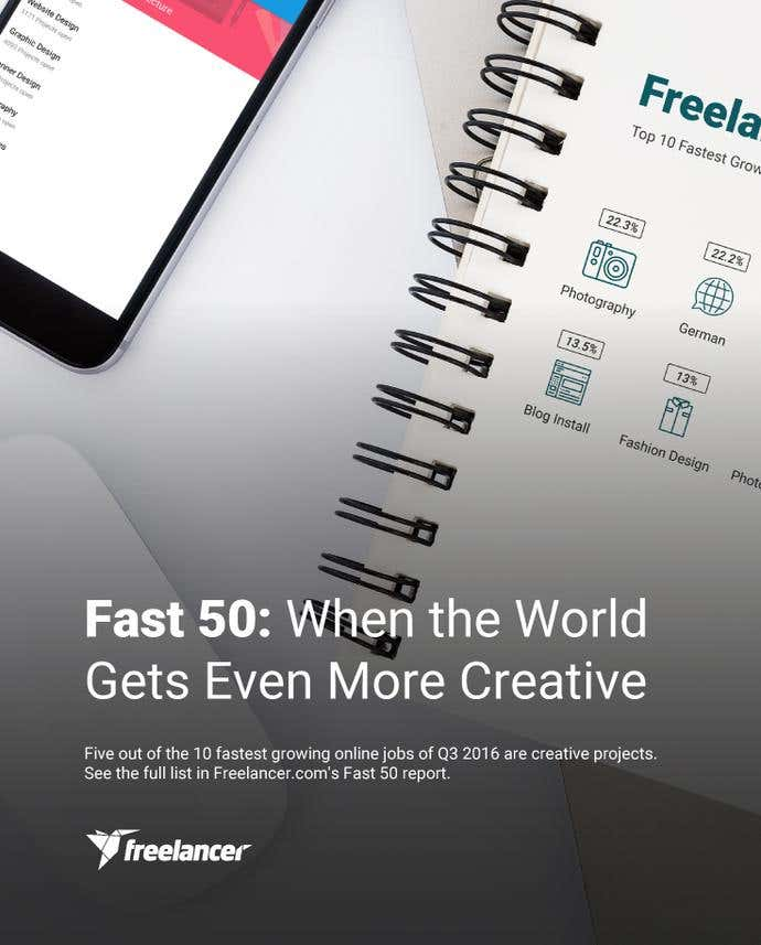 Fast 50: When the World Gets Even More Creative - Image 1