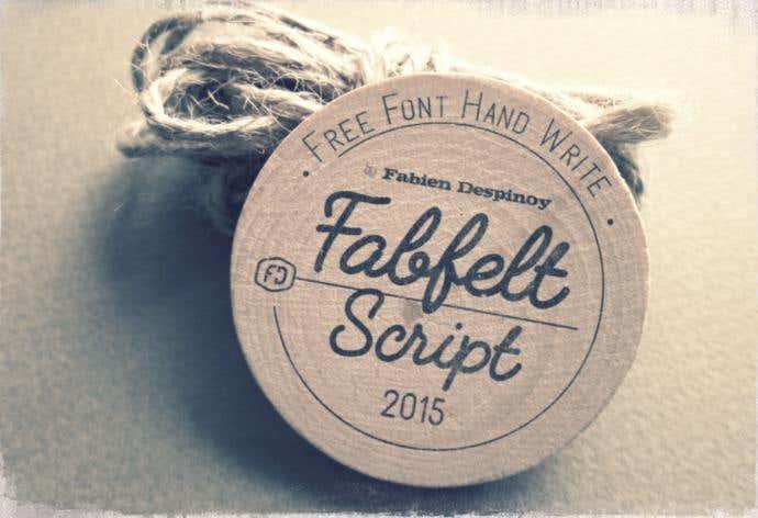 Fabfelt Script free cursive font