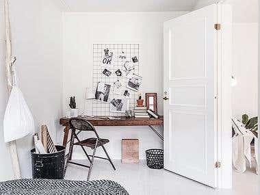 Dubrovka Office Admin And Self Employed Interior Designer Freelancer