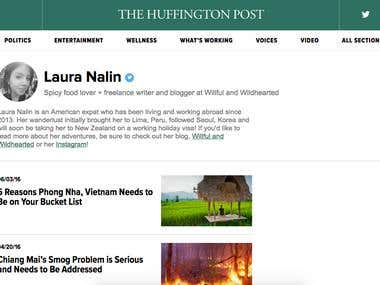 The Huffington Post: Featuring bad science, facile reasoning since 2005