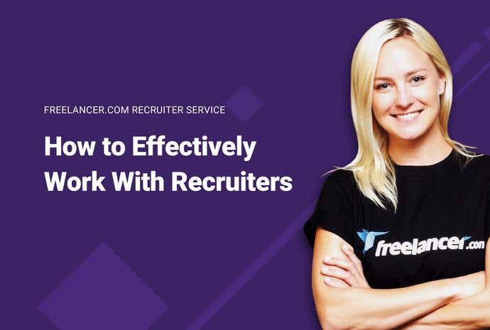 How to Effectively Work With Recruiters - Image 1