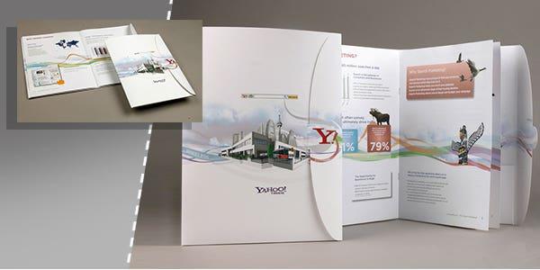 interactive brochure design - brochure examples brochure design tips for your