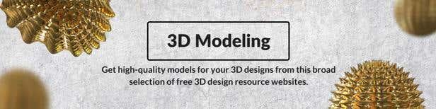 Free 3D design